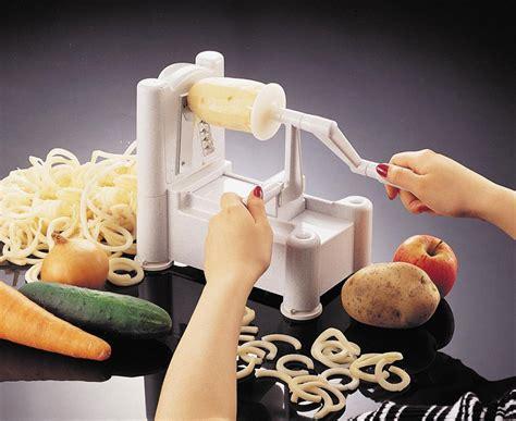 Kitchen Hacks Pasta Kitchen Hacks A Veggie Spiralizer Boing Boing