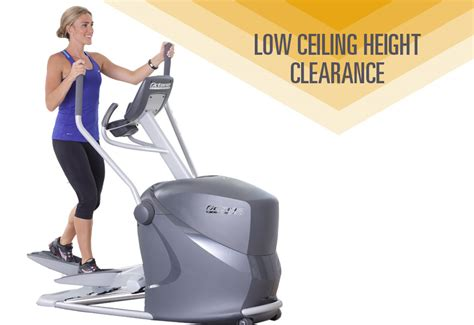 Ceiling Height For Elliptical by Octane Q35 Elliptical