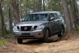 Review Nissan Patrol 2012 Nissan Patrol Review Caradvice