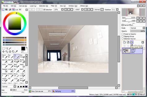 paint tool sai lite бесплатные программы для рисования обзор лучших