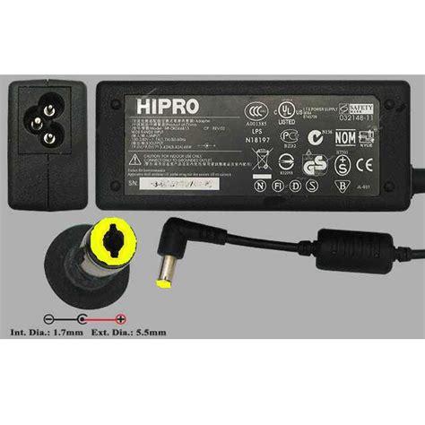 Acer Adaptor 19v 3 42a adaptor acer 19v 3 42a hipro hp a0653r3b black