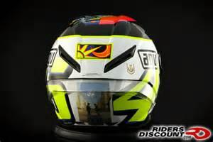 Helm Agv Wish Agv Corsa Wish Valentino Replica Helmet Ducati Ms