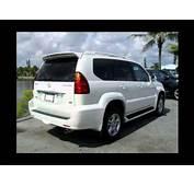 CLEAN 2005 Lexus GX470  Pearl White SUV For Sale YouTube