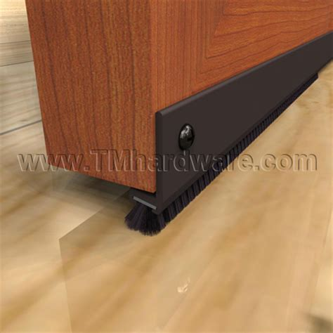 Door Sweeps For Interior Doors High Quality Door Sweep With Angled Polypropylene Brush Www Tmhardware
