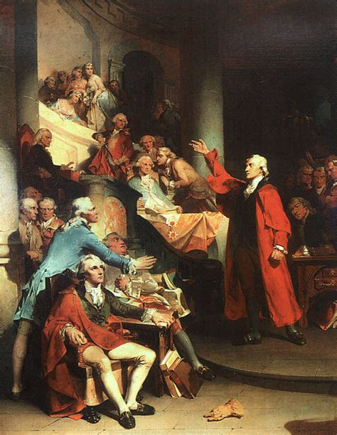 spanish story of art 0714856622 patrick henry at the house of burgesses