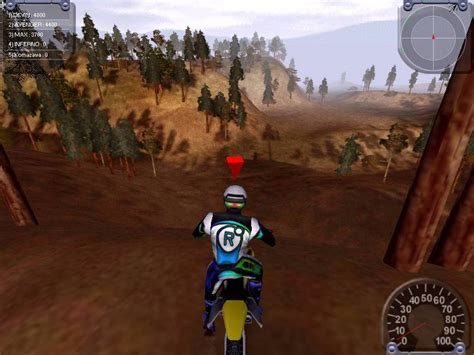 motocross madness 2 tracks motocross madness play old pc games com