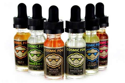 Tickets Premium Eliquid cosmic fog pr 233 mium e liquid