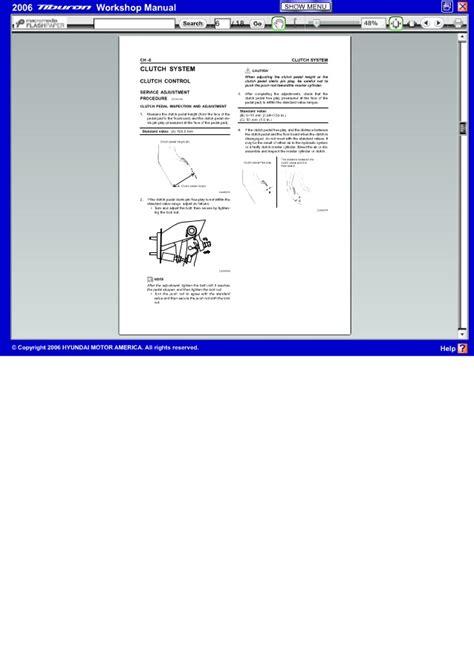 online auto repair manual 2007 hyundai tiburon navigation system hyundai tiburon 2007 service repair manual