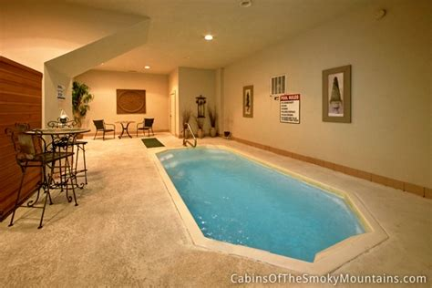 Cabin Rentals In Gatlinburg With Indoor Pool by Gatlinburg Cabins With Indoor Swimming Pools