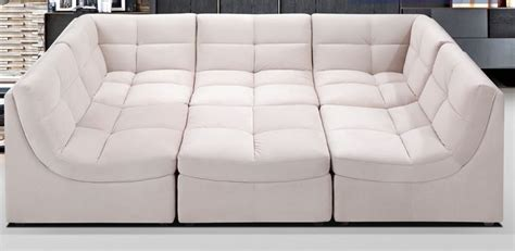 Cloud Modular Sectional by Beige Upholstered Fabric Modular Sectional Sofa 9148 Best