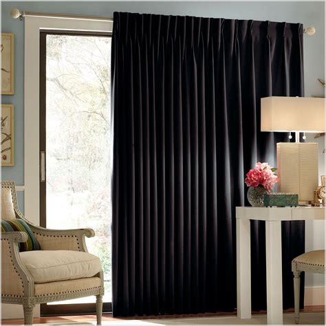 curtains for patio windows thermal blackout patio door curtain curtains drapes