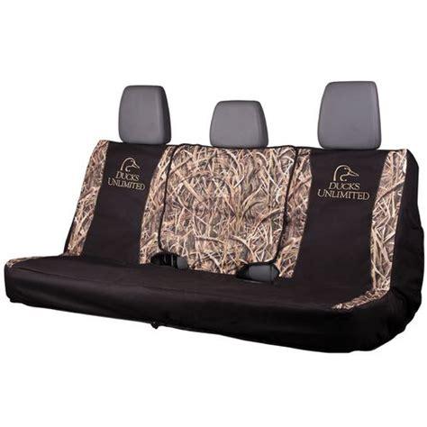 mossy oak bench seat covers ducks unlimited mossy oak camo fs bench seat cover academy