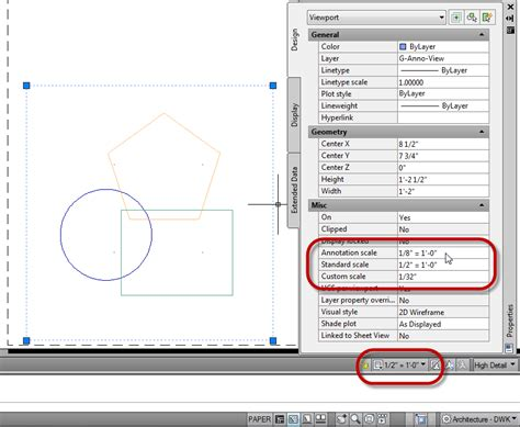 Autocad Layout Viewport Scale | solved viewport scale screwed up autodesk community