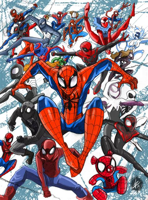 spider verse 301 moved permanently