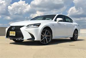 Lexus Gs 350 2016 Lexus Gs 350 F Sport Test Drive Review Autonation