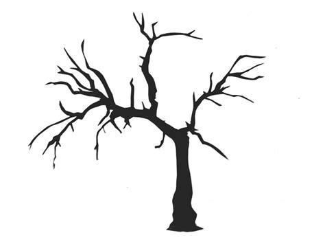 Saraccino Tree Stencil Tree Stencil Template