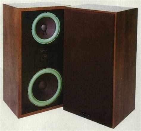genesis ii speakers human speakers genesis model 2
