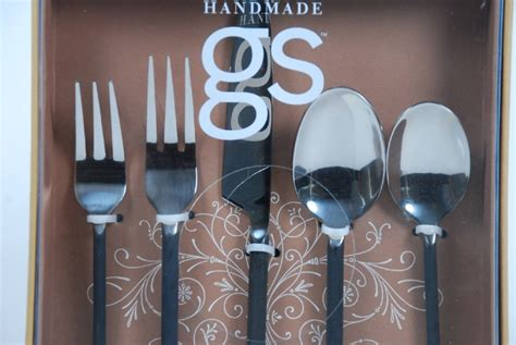 Handmade Gs Silverware - handmade gs silverware 28 images gourmet settings non