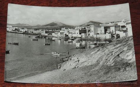fotos antiguas lanzarote foto postal de lanzarote charco de san gines comprar