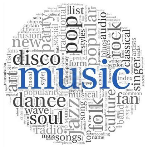 imagenes de estilos musicales columna la m 250 sica como parte de nuestra vida diaria