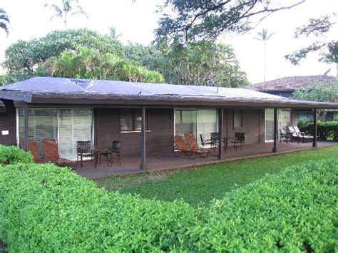 cottage patio picture of royal lahaina resort lahaina