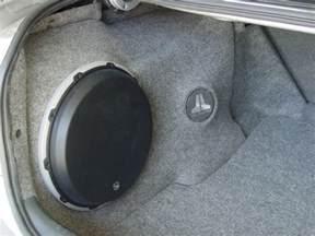 honda accord 2003 custom fiberglass sub enclosure safe