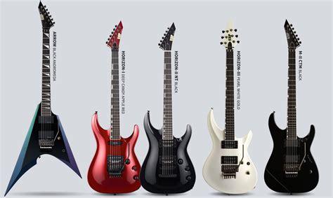 Esp Guitar Models