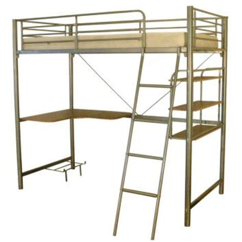 Bunk Beds Melbourne Melbourne Bunk Bed With Desk And Bookshelf Beds
