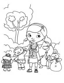 doc mcstuffin coloring pages doc mcstuffins lambie coloring pages az coloring pages
