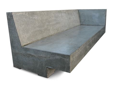 concrete bench seats benches ernsdorf design concrete fire pit bowls