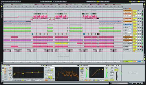 Ableton Dubstep Template Secrets Of Taj Mahal Dubstep Ableton Live Template Project Abletunes