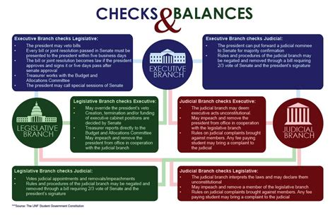 Background Check Government Unf Spinnaker Checks And Balances How Student Government Functions