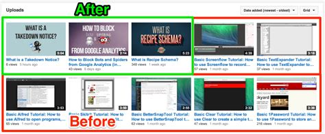 blogger youtube video size 5 things i learned in my first month using youtube food