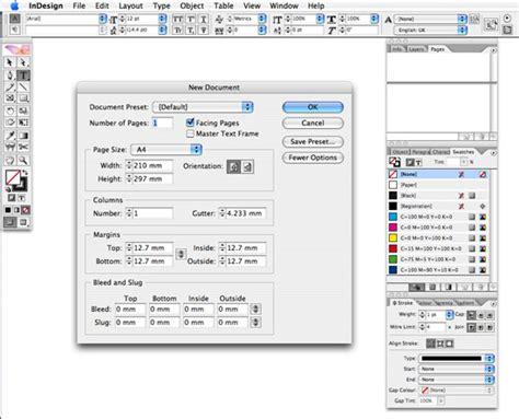 tutorial adobe indesign cs2 indesign cs4 differences to indesign cs3 and cs2