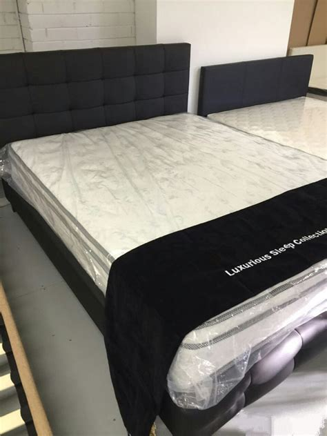 Bed Frames And Mattresses Deals Bed Package 6 Bed Frame With Mattress Terrific Deal Cheap Vancouver Furniture