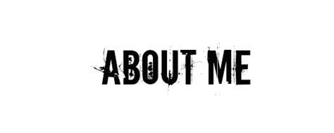 About Me Me Me - me nykdanu com
