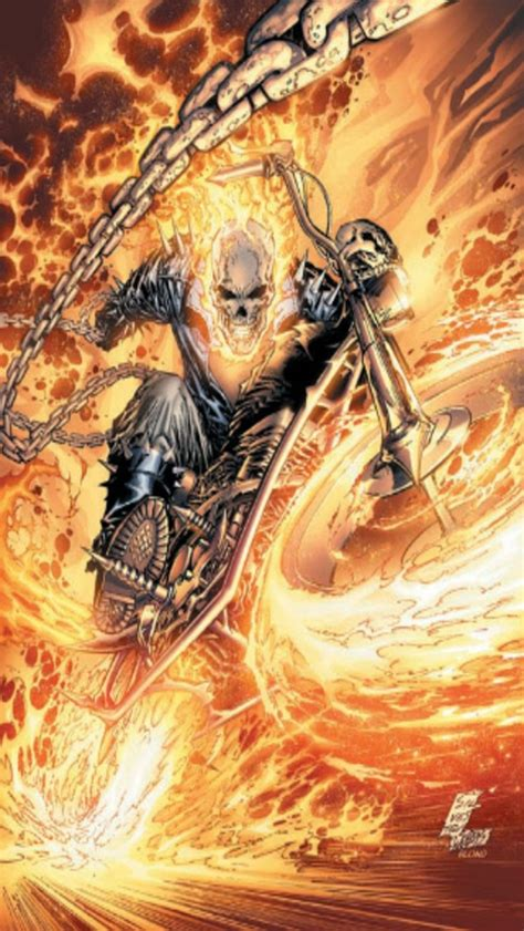 wallpaper bergerak ghost rider ghost rider iphone wallpaper download 640x1136 286650