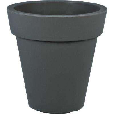 gray plastic gray planters pots planters