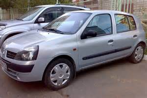Renault Clio 2002 Review 2002 Renault Clio Ii 1 4 16v Related Infomation