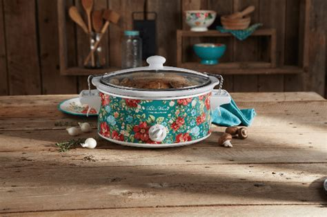 Bon Appetit Kitchen Collection the pioneer woman crock pots for walmart simplemost