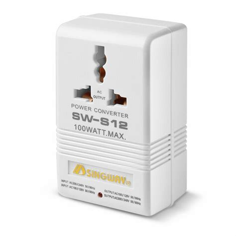 vv  vv step   voltage converter  transformer ebay