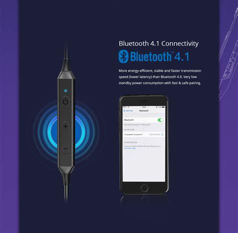 Tronsmart Encore Bluetooth Earphone S1 tronsmart encore s1 magnetic bluetooth sport headphones black