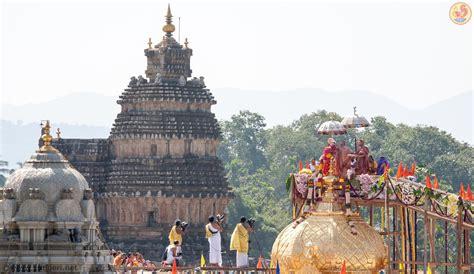 Temple Mba Stats by Sri Sringeri Sharadamba Swarna Shikhara Kumbhabhisheka