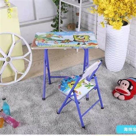 Meja Belajar Kanak Kanak meja belajar boleh lipat untuk simpan bayi kanak kanak di carousell
