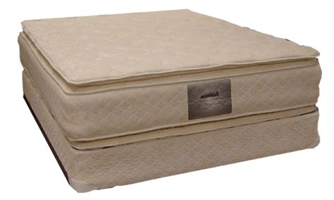 Mattress With Pillow Top On Both Sides spine o pedic pillow top