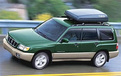 2002 green subaru forester 2002 subaru forester information and photos zombiedrive