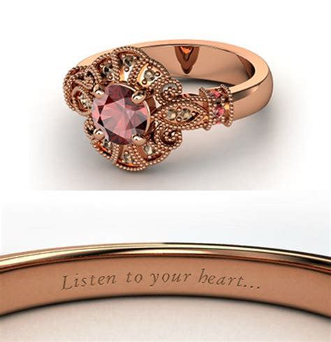 for the fancy disney princess themed rings