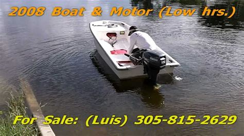 used jon boat for sale miami many boats forsale used for sale 12ft 08 fiberglass