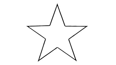 imagenes de estrellas bonitas para dibujar comment dessiner une 233 toile facile youtube