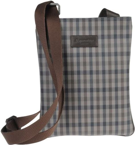 Sale Travel Bag Mini Cars Mcqueen Bahan Kanvas Ada Tali Selempang aquascutum acrossbody bag in gray for grey lyst